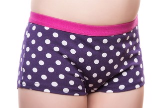 Culotte d'incontinence - Purple